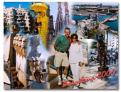 holidays or honeymoon montage